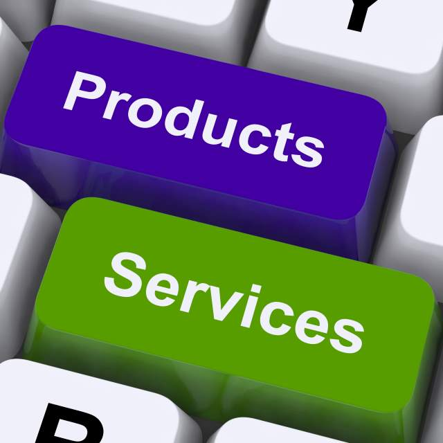 Selling Services and Products